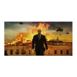 "Холст 30x60 ""Putin"" - россия, russia, путин, президент, putin"