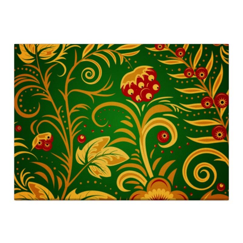 Холст 40x55 Printio Лесная поляна wellber стельное белье для детской кровати 145x100cm