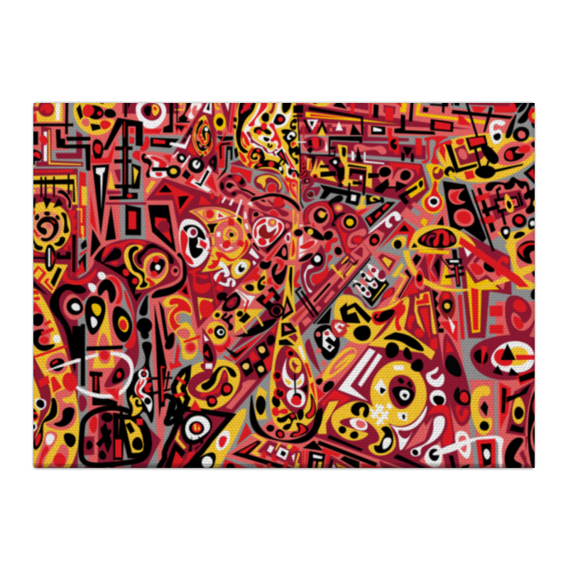 Холст 40x55 Printio Zdermm431 холст 40x55 printio abstract