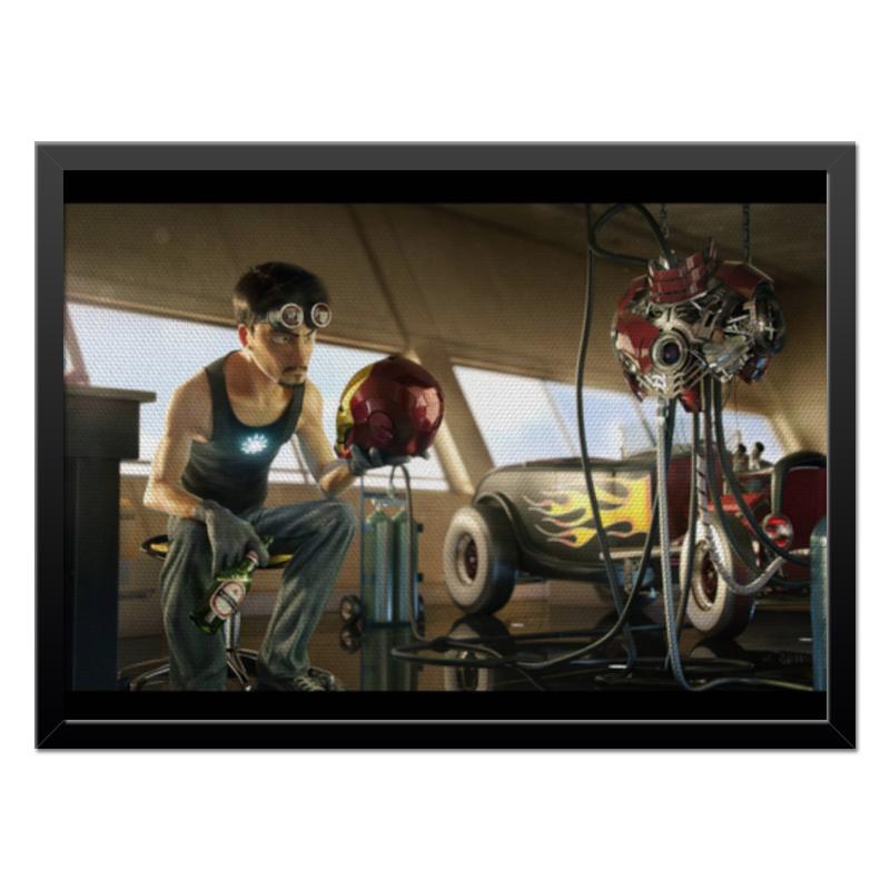 Фото - Холст 40x55 Printio Ironman / железный человек холст 40x55 printio zdermm431