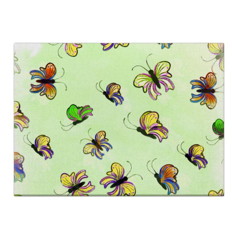 Холст 40x55 Printio Бабочки холст 40x55 printio на природе