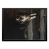 """Холст 40x55 """"Колли (картина Артура Вардля)"""" - картина, собака, колли, живопись, артур вардль"""
