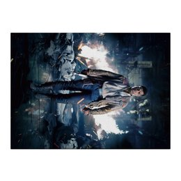 "Холст 40x55 ""Звездные войны - Финн"" - звездные войны, фантастика, кино, дарт вейдер, star wars"