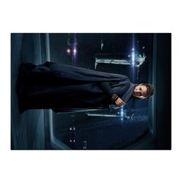 "Холст 40x55 ""Звездные войны - Лея"" - звездные войны, фантастика, кино, дарт вейдер, star wars"