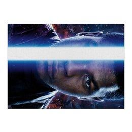"Холст 40x55 ""Звездные войны - Финн"" - звездные войны, кино, фантастика, дарт вейдер, star wars"