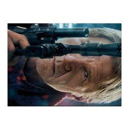 "Холст 40x55 ""Звездные войны - Хан Соло"" - звездные войны, фантастика, дарт вейдер, star wars, кино"