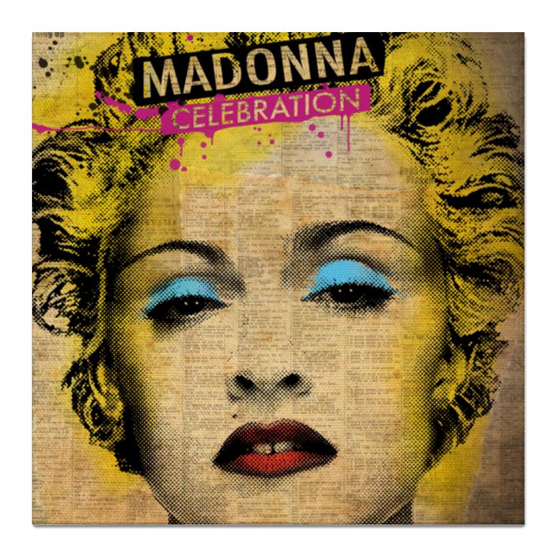 Холст 50x50 Printio Madonna холст 50x50 printio madonna