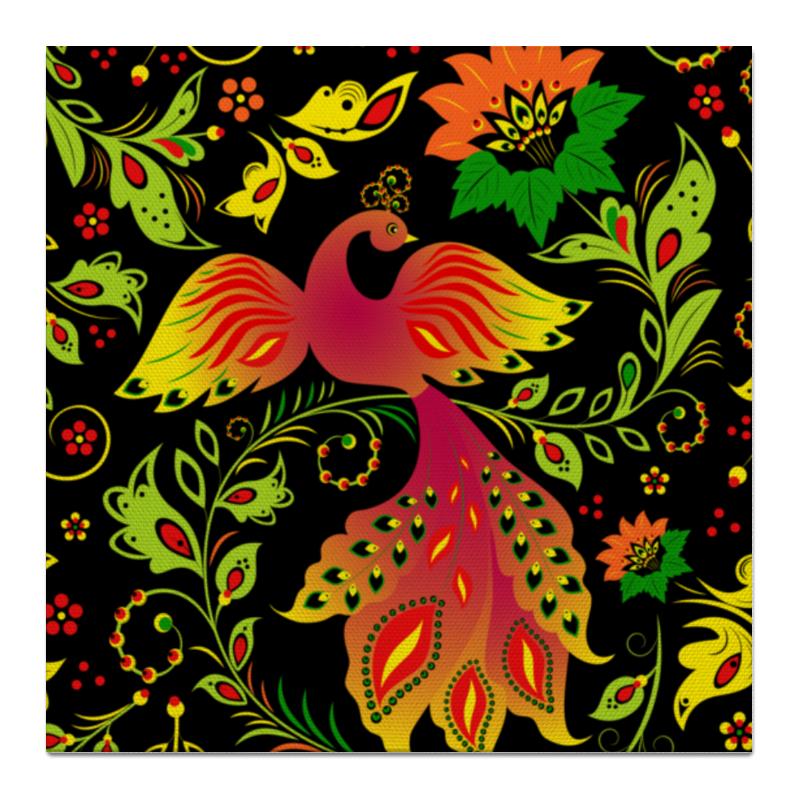 Холст 50x50 Printio Жар - птица