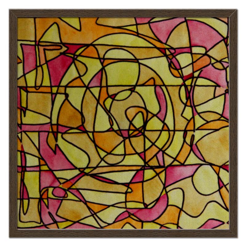Холст 50x50 Printio Bdbd--;12 лапша гречневая kekeshi соба 300 г