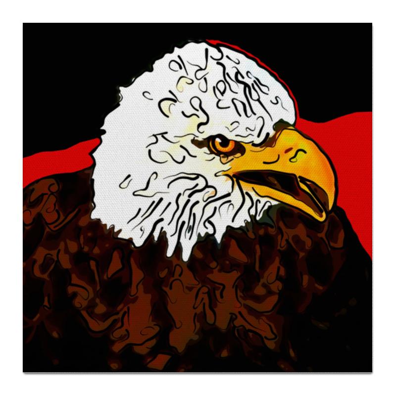 Холст 50x50 Printio Белоголовый орлан холст 50x50 printio ttt 12ll
