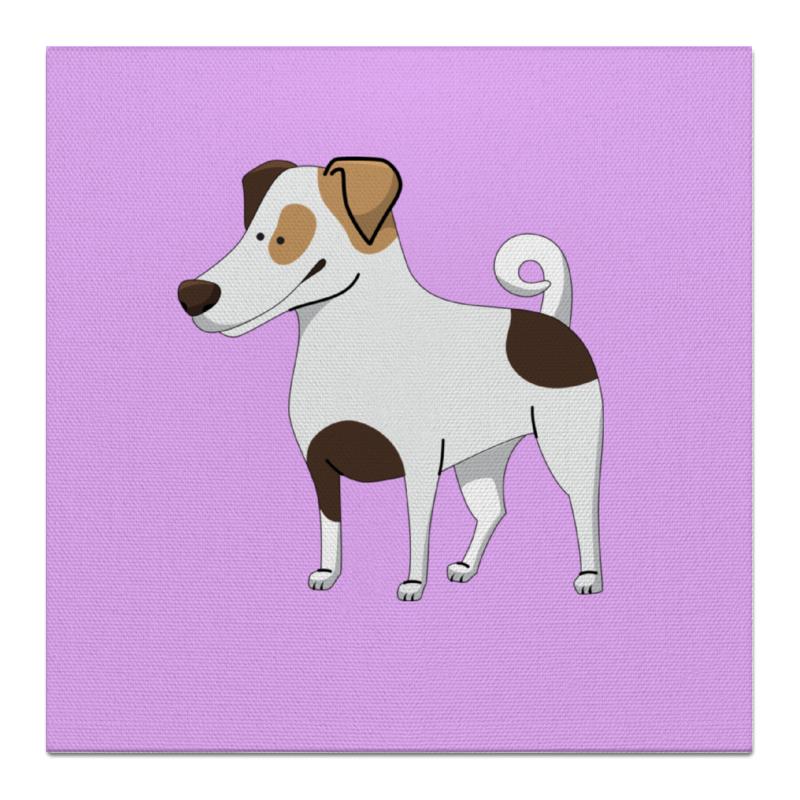 Холст 50x50 Printio Джек рассел.собака холст 50x50 printio бернская пастушья собака