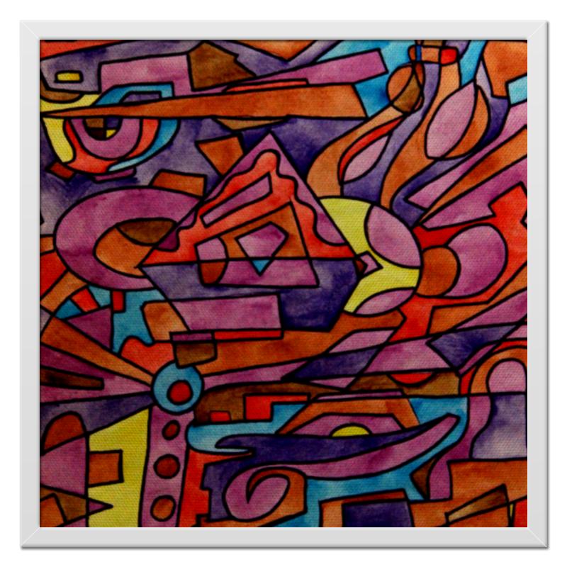 Холст 50x50 Printio Dz,p9////o`fv