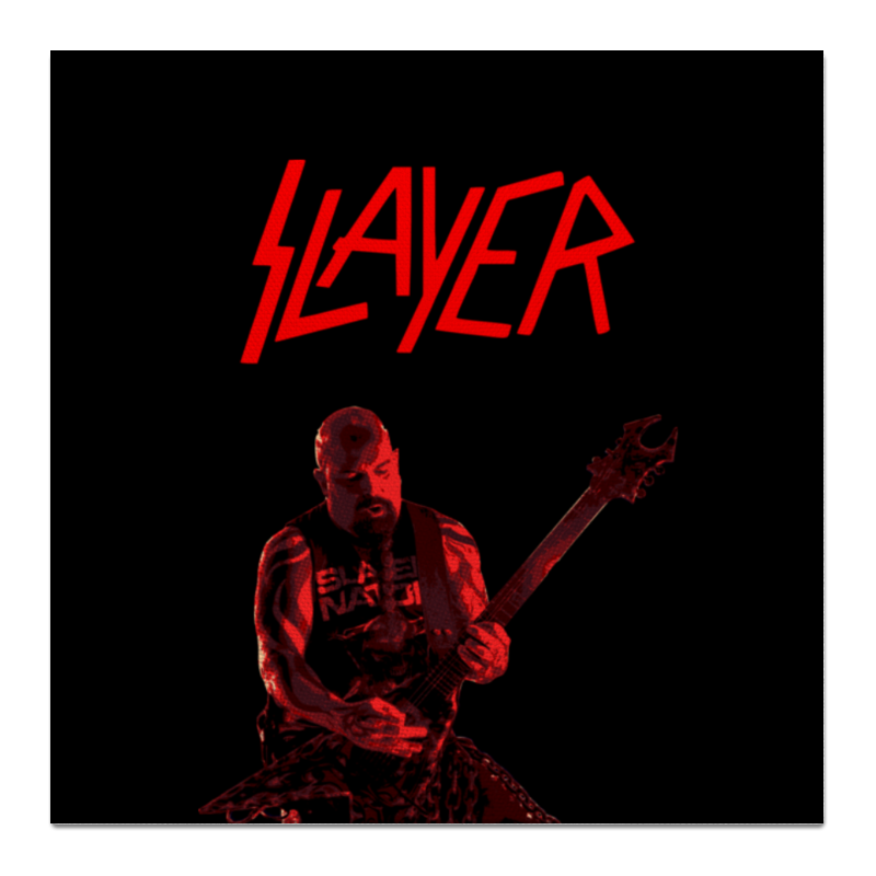 Холст 50x50 Printio Slayer холст 50x50 printio slayer