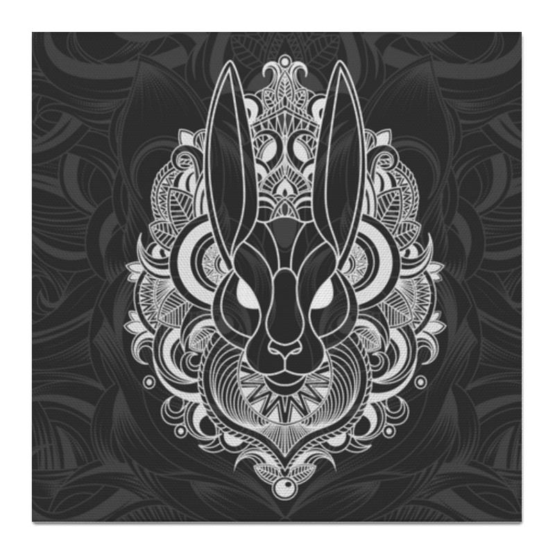 Холст 50x50 Printio Белый кролик холст 50x50 printio белый кролик