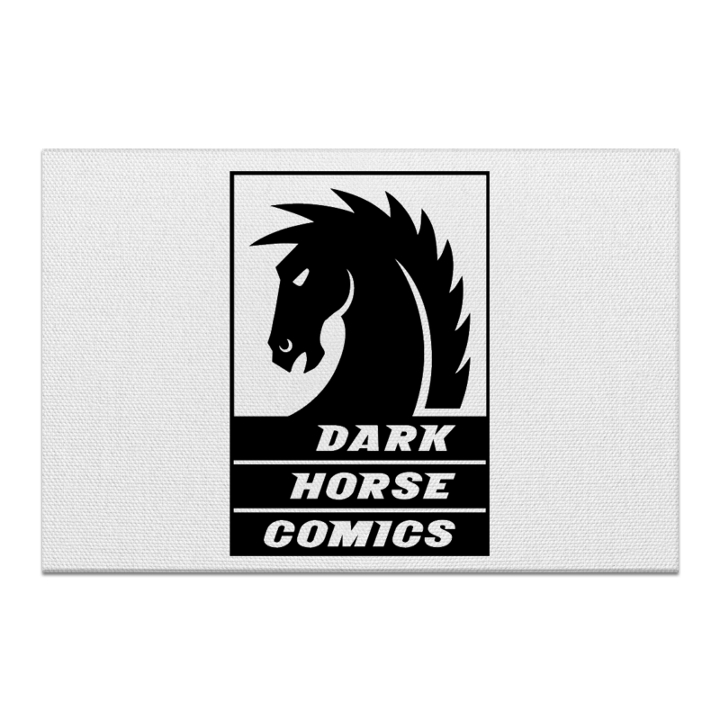 Холст 50x75 Printio Dark horse comics часы круглые из пластика printio dark horse comics