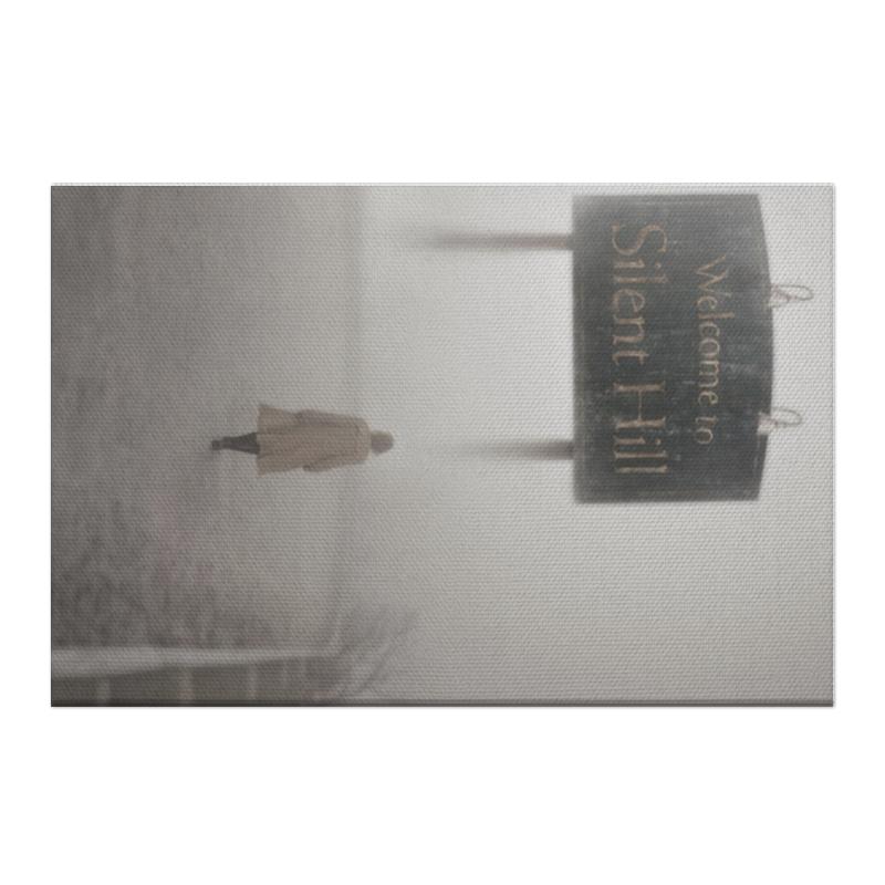 лучшая цена Холст 50x75 Printio Сайлент хилл