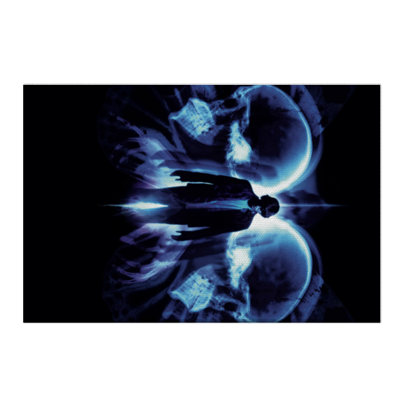 Холст 50x75 Printio Эффект бабочки холст 50x75 printio ник фьюри