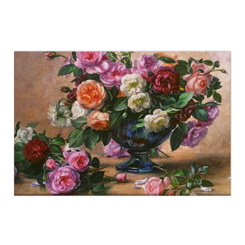 Printio Цветы каменная рамка printio цветы