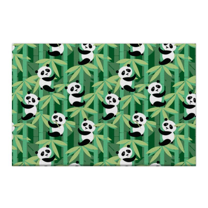 купить Холст 50x75 Printio Жизнь панд недорого