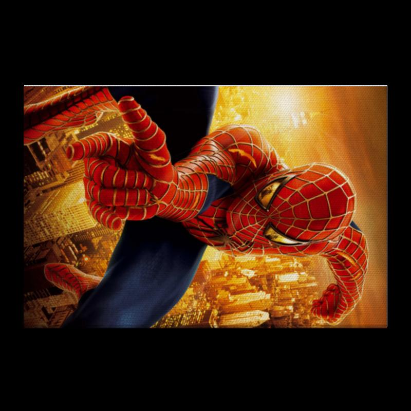 Холст 50x75 Printio Человек - паук холст 50x75 printio justice league лига справедливости