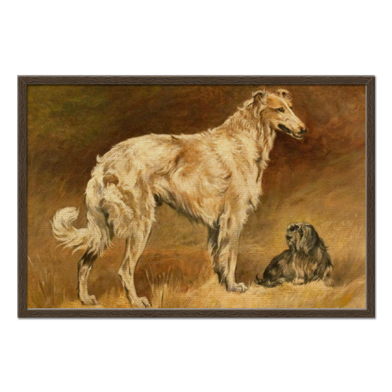 Холст 50x75 Printio 2018 год желтой собаки холст 50x50 printio 2018 год желтой собаки