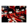 """Холст 50x75 """"Depeche Mode"""" - арт, depeche mode, депеш мод, электронная музыка, музыкальная группа"""