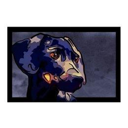 "Холст 50x75 ""Такса"" - животные, собаки, такса"