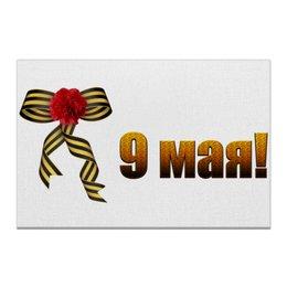 """Холст 50x75 """"9 мая"""" - 9 мая, день победы"""