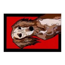 "Холст 50x75 ""Салюки"" - собака, животное, борзая, салюки, персидская борзая"