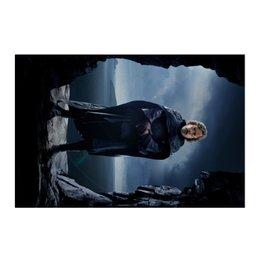 """Холст 50x75 """"Звездные войны - Люк Скайуокер"""" - кино, фантастика, star wars, звездные войны, дарт вейдер"""