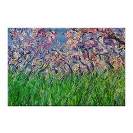 """Холст 50x75 """"Весна"""" - красиво, деревья, flowers, люблю, цветут"""