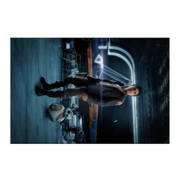 """Холст 50x75 """"Звездные войны - По Дамерон"""" - фантастика, звездные войны, дарт вейдер, кино, star wars"""