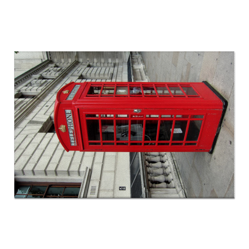 Холст 60x90 Printio London phone booth холст 60x90 printio india