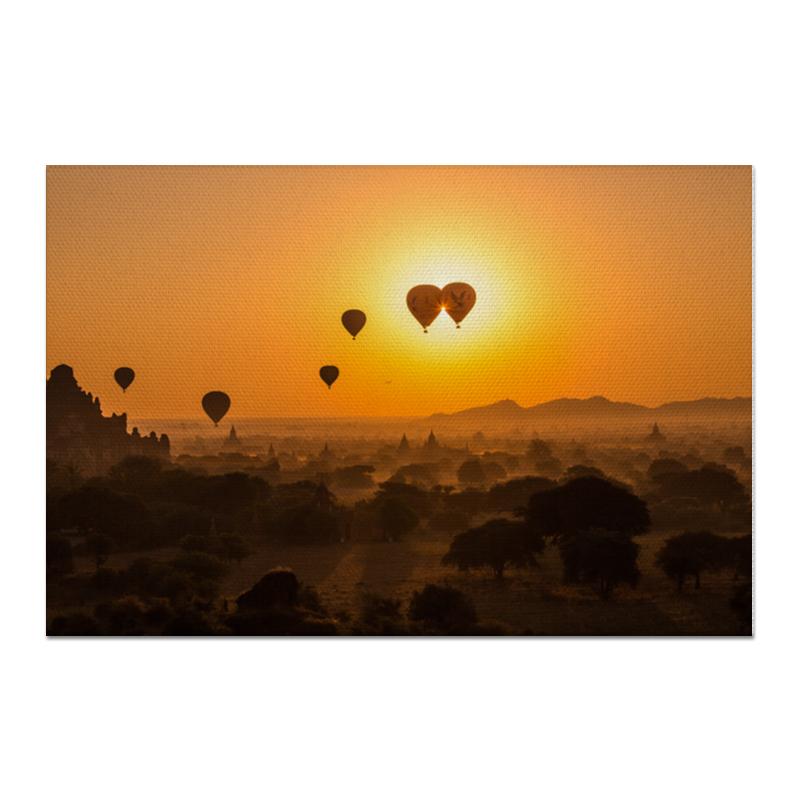 Printio Воздушные шары на рассвете