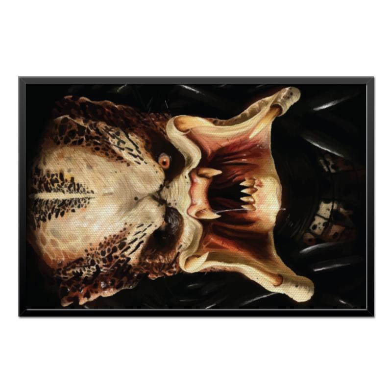Холст 60x90 Printio Predator / хищник