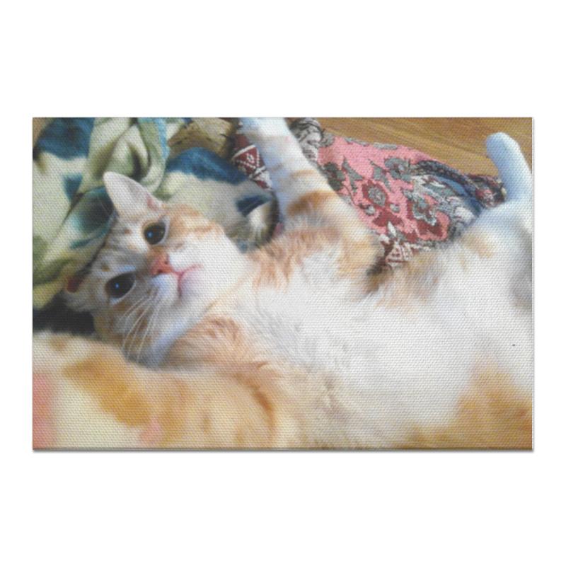 Холст 60x90 Printio Селфи-кот
