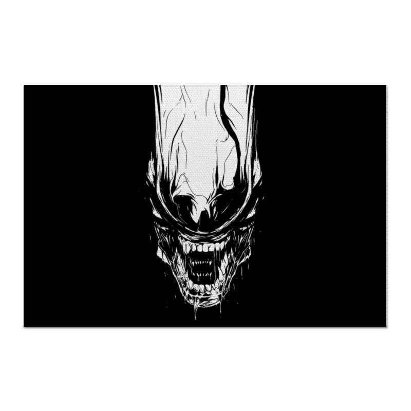 Холст 60x90 Printio Xenoblack холст 60x90 printio alien чужой