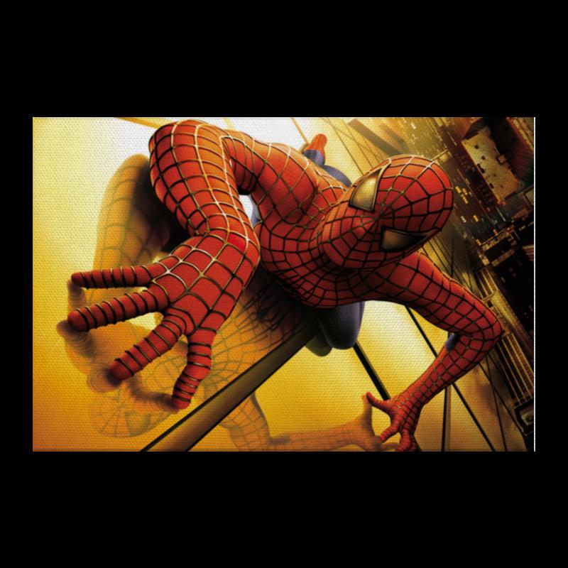 Холст 60x90 Printio Человек - паук холст 60x90 printio digital