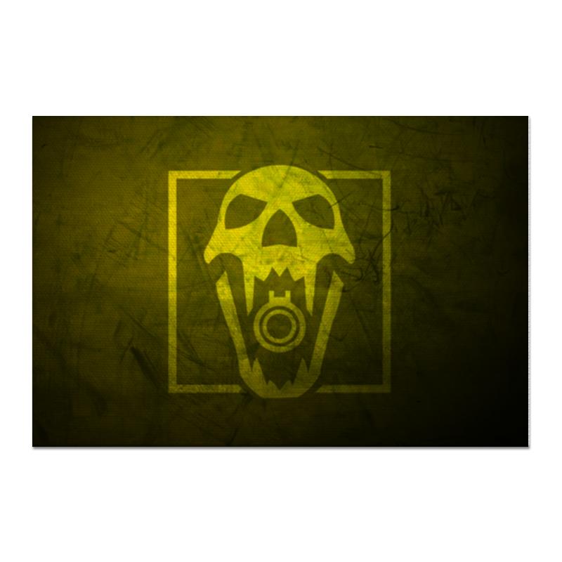 Холст 60x90 Printio Blackbeard icon иконки коюз топаз иконки т70003603