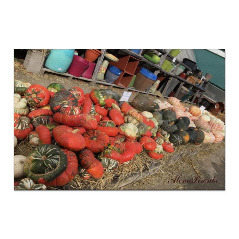 Холст 60x90 Printio Осень [супермаркет] джингдонг йонаго домашнего интерьера аксессуаров для дома фото рамки фото рамки качелей наборов тройного стенда