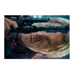 "Холст 60x90 ""Звездные войны - Хан Соло"" - кино, фантастика, star wars, звездные войны, дарт вейдер"