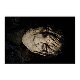 """Холст 60x90 """"Сайлент Хилл"""" - страх, игра, кино, ужасы, silent hill"""