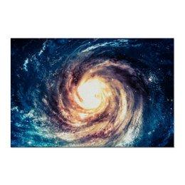 """Холст 60x90 """"космос"""" - космос, мир, звезды, творение, жизнь"""