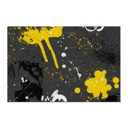 """Холст 60x90 """"Абстракция асфальт"""" - абстракция, абстрактный, жидкий акрил, картина абстракция, холст абстракция"""