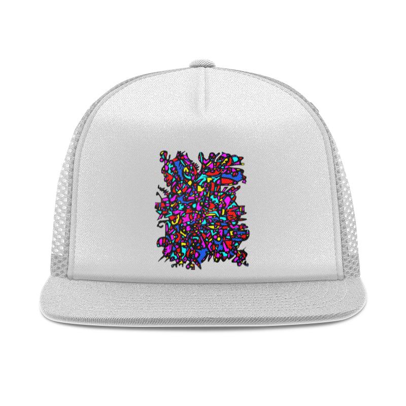 Printio Чувства и идеи кепка тракер с сеткой printio логотип москвы