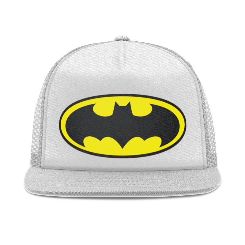 Printio Бэтмен кепка тракер с сеткой printio логотип москвы