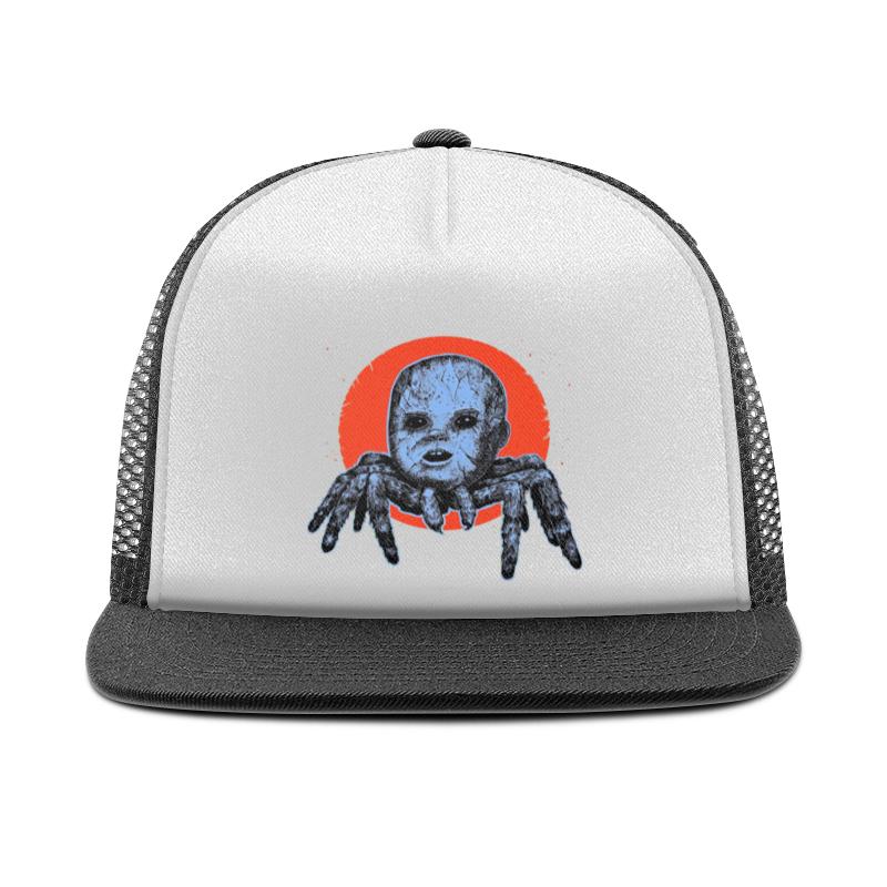Printio Зло из преисподней кепка тракер с сеткой printio логотип москвы