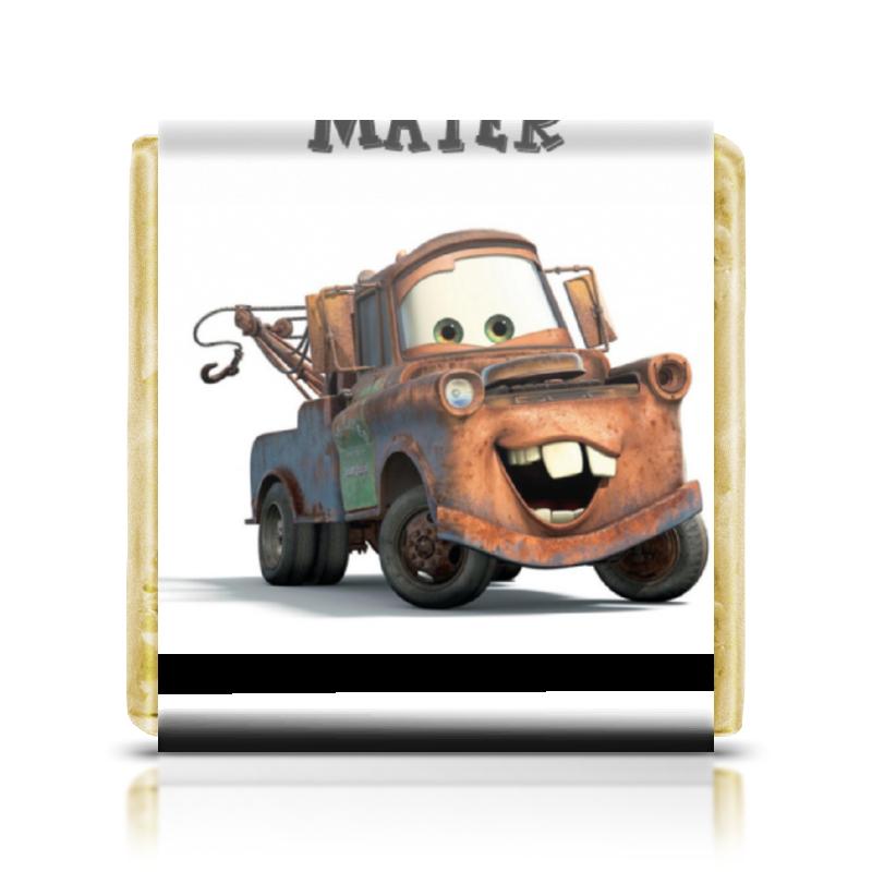 Шоколадка 35х35 Printio Mater плакат a2 42x59 printio весёлый роджер jolly roger
