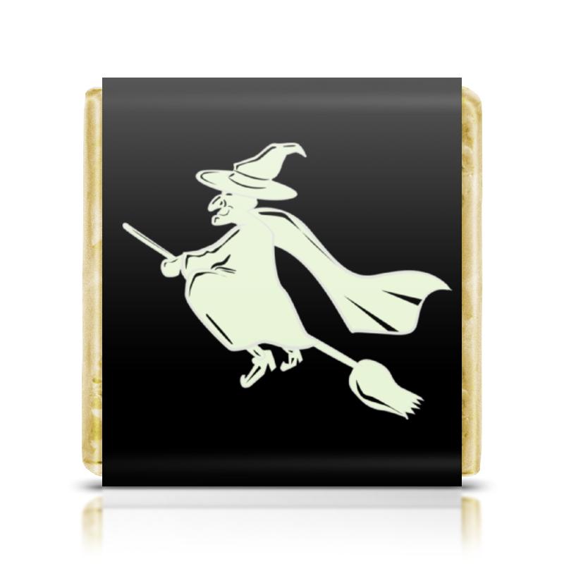 Шоколадка 3,5×3,5 см Printio Witch fashion women watch luxury women dress bracelet watch 2017 crystal quartz dress wristwatches classic gold ladies business watch