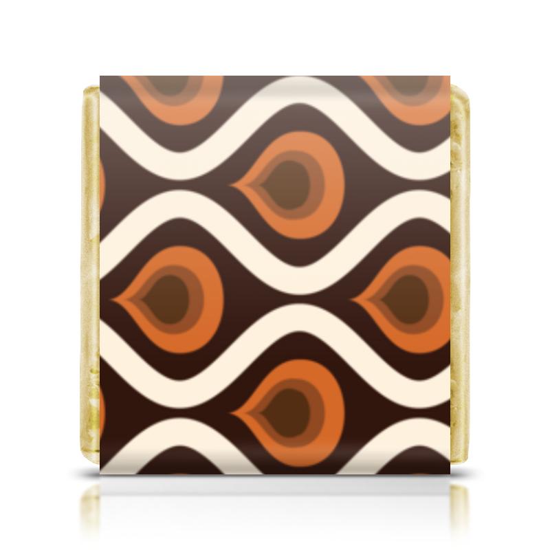 Шоколадка 3,5×3,5 см Printio Абстрактная шоколадка 35х35 printio абстрактная